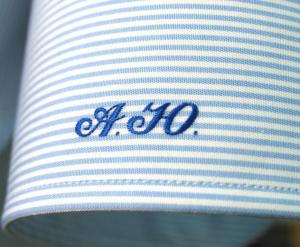 Машинная вышивка для ателье и производителей одежды.