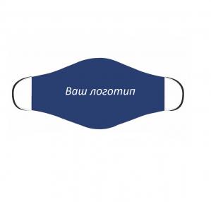 Маски защитные для лица с логотипом